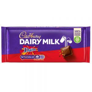 Cadbury Daim Chocolate