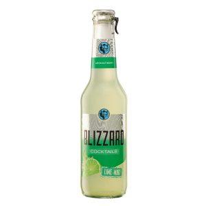 BLIZZARD LIME & MINT FRUIT WINE COCKTAIL 5,9%VOL 275ml