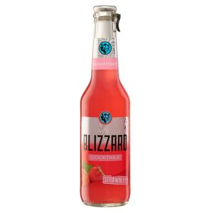 BLIZZARD STRAWBERRY FRUIT WINE COCKTAIL 5,9%VOL 275ml