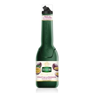 MATHIEU TEISSEIRE FRUIT PUREE PASSION FRUIT 1lt.