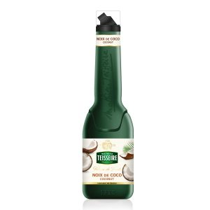 MATHIEU TEISSEIRE FRUIT PUREE COCONUT 1lt.