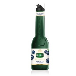 MATHIEU TEISSEIRE FRUIT PUREE BLUEBERRY 1lt.