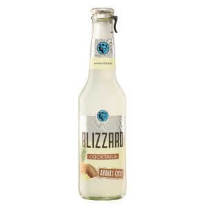 BLIZZARD ANANAS & COCOS FRUIT WINE COCKTAIL 5,9%VOL 275ml