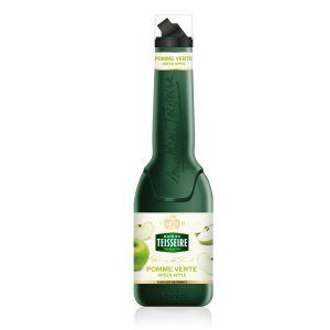 MATHIEU TEISSEIRE FRUIT PUREE GREEN APPLE 1lt.