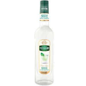 MATHIEU TEISSEIRE CRYSTAL MINT Μπουκάλι 6x700ml